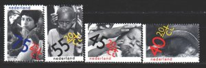 Netherlands. 1979. 1147-50. Children's Rights, Health. MNH.