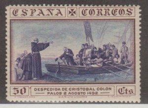 Spain Scott #429 Stamp - Mint Single