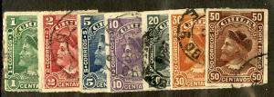 CHILE 39-45 USED SCV $9.05 BIN $3.75 PERSON