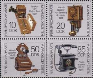 GERMANY DDR [1989] MiNr 3226-29 4er ( **/mnh )