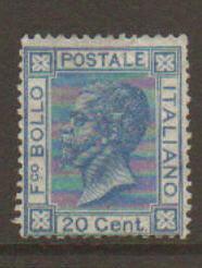 Italy #35 Mint