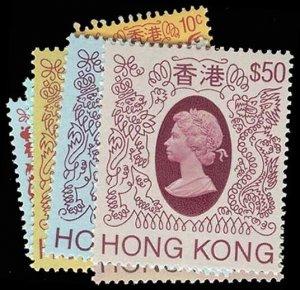 HONG KONG 388-403  Mint (ID # 96557)