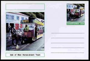Chartonia (Fantasy) Buses & Trams - Isle of Man Horse...