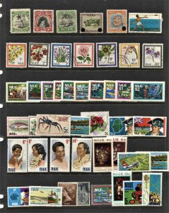 STAMP STATION PERTH Niue #46 Mint / Used Selection - Unchecked