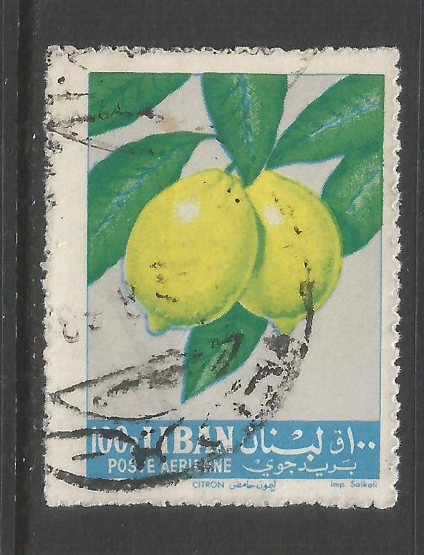LEBANON C366 VFU FRUITS E998-1