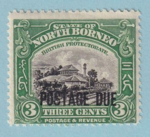 NORTH BORNEO J42  MINT NEVER HINGED  OG *  NO FAULTS EXTRA FINE !