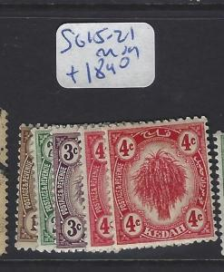 MALAYA KEDAH  (P0707B)  LEAF   SG 15-21   MOG