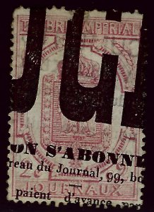 Important France P4 Used F-VF...From a great auction!