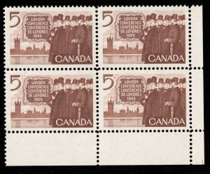 Canada - London Conference - Mint Block NH SC448