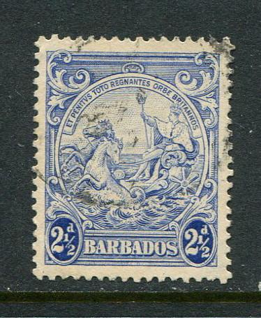 Barbados #196 Used - Penny Auction