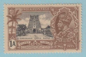 INDIA  144 MINT NEVER  HINGED OG * NO FAULTS VERY FINE !