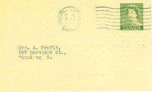 Canada Unitrade Postal Card UX92
