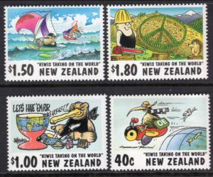 New Zealand 1472-1475 MNH VF