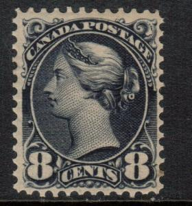 Canada #44 Very Fine Never Hinged **With Certificate**