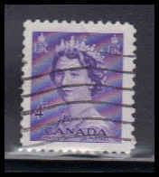 Canada Used Very Fine ZA4672