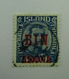 1926  Iceland  SC #150   Used stamp