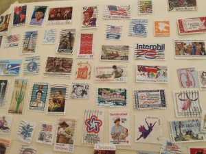 usa america stamp lot varies stamps and dates