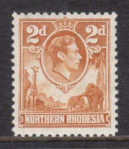 Northern Rhodesia #31 Mint