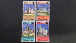Montserrat 1981 Christmas MLH