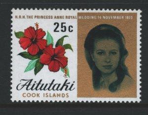 Aitutaki Sc#77 MNH