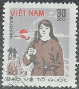 DYNAMITE Stamps: Vietnam, North Scott #1216 - USED