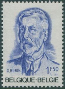 Belgium 1971 SG2232 1f.50 Georges Hubin statesman MNH
