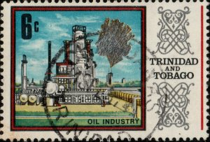 TRINIDAD & TOBAGO 1974 (Feb18) CHAGUANAS / TRINIDAD DS on SG342 - Ref.832a