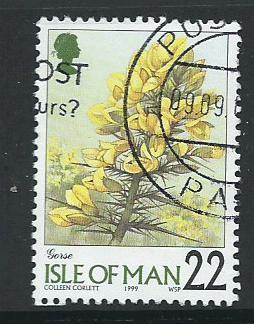 Isle of Man  Very Fine Used  SG 780
