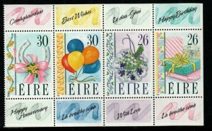 IRELAND SG766a 1990 GREETINGS STAMPS MNH