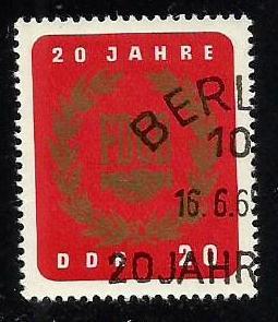 Germany DDR#773
