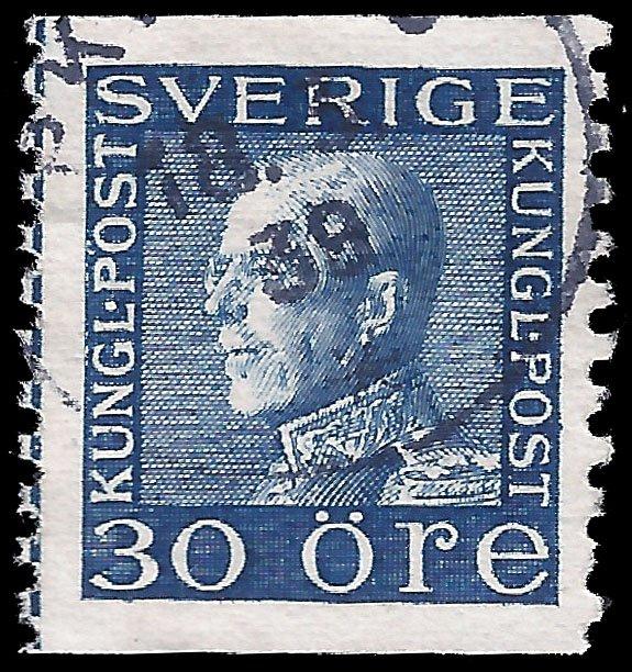 Sweden 1923 Sc 178 u vf