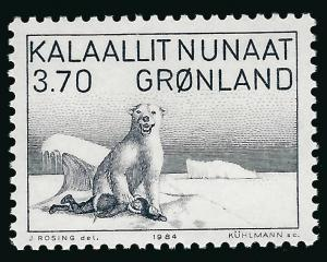 Greenland SC #117 MNH VF...High Quality bargain!
