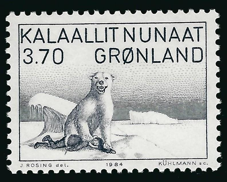 Greenland SC #117 MNH VF...High Quality bargain!