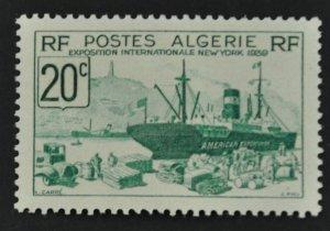 DYNAMITE Stamps: Algeria Scott #126 – MINT hr