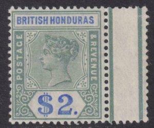 British Honduras 1899-1901 SC 56 MLH