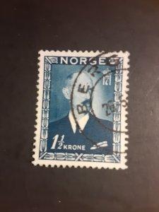 *Norway #276                  Used
