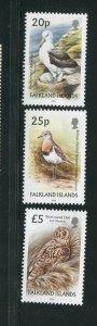 Falkland Islands #917-9 MNH