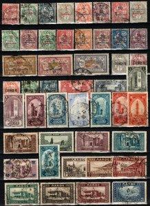Worldwide  Lot-  French Morocco   (X2651)