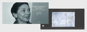 H01 Jersey 2019 Dame Margot Fonteyn 100th Birth Anniversary  PACK M/S