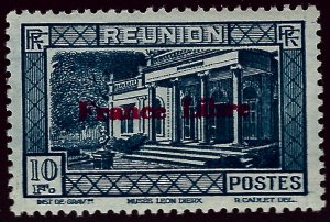 Reunion Sc #219 Mint OG VF...French Colonies are Hot!