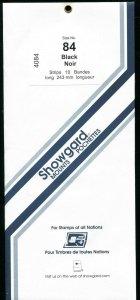 Showgard 84 Black 10 Stripes