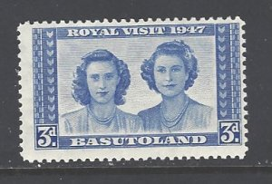 Basutoland Sc # 37 mint hinged (DT)