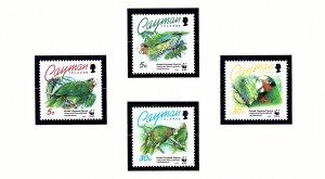 Cayman Is 668-71 MNH 1993 Views of Grand Cayman    (KA)