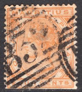 MAURITIUS SCOTT 71