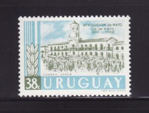 Uruguay C208 MNH May Revolution (A)