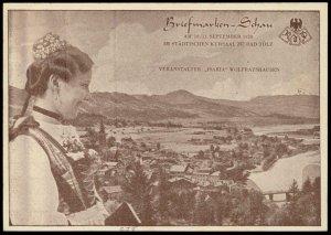 Germany 1938 Fruehbutz Sudetenland Annexation Provisional Cover G67108