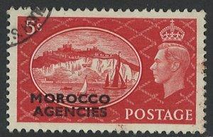 Great Britain - Morocco Scott 269 Used!