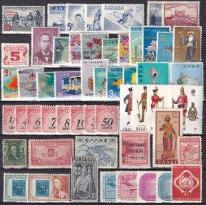 Worldwide  Lot-  Mint Never Hinged  (Z2627)