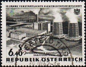 Austria.1962 6s40 S.G.1385 Fine Used