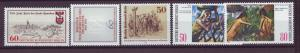 J20729 Jlstamps 1982 berlin germany mnh #9n471-5 designs